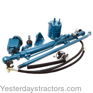ford power steering conversion kit for ford 4000,4600Ford Tractor Power Steering Conversion Kit 4 Cylinder Tractors #4
