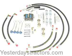 ford 1710 hydraulic valve kit hv4128
