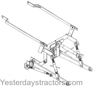 Farmall Super C Hydraulic Parts | Tractor Repair And Service Manuals