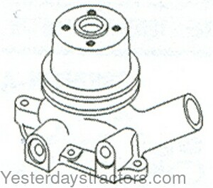 95922 Vacuum Power Steering Pumps furthermore 584 International Wiring Diagram additionally T5148170 Im looking brake line diagram all additionally Watch together with Electric Wiring For A Power Steering Pump Diagram. on ford 2000 hydraulic pump diagram
