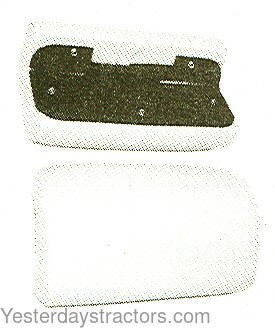 John Deere R Arm Rests R1188