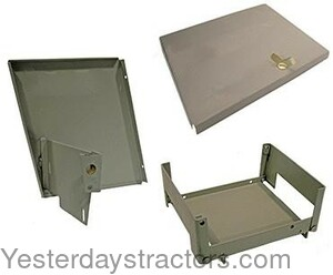 R2530 Complete 3-Piece Battery Box Assembly R2530