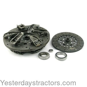 Clutch Disc and Bearing kit John Deere 3010 3020 Tractor Synchro Transmission