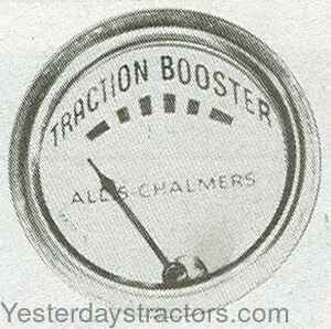 Allis Chalmers D15 Traction Booster Gauge R4019