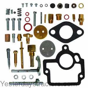 Farmall H Comprehensive Carburetor Kit R7523
