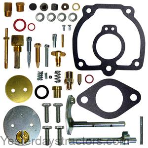 Farmall M Comprehensive Carburetor Kit