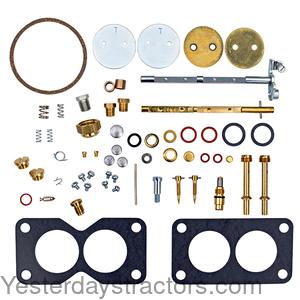 John Deere 720 Carburetor Kit, Comprehensive