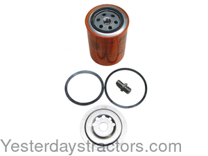 Oil Filter Adapter Kit, Spin On