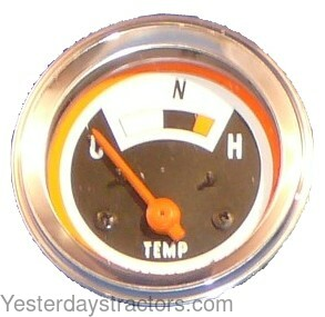 Oliver 1650 Temperature Gauge S.53142