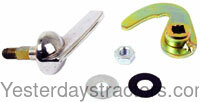 Oliver 1465 Hood Catch and Handle Kit S.59057