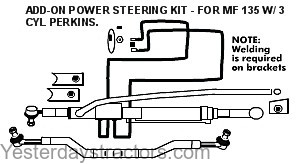 Power Factor Service Rate furthermore Massey Ferguson Model MF8 Lawn Garden Tractor PARTS 380207129042 additionally T24883989 John deere stx 38 hit stick additionally Massey Ferguson 135 Power Steering Conversion Kit S60421 furthermore 5010. on ferguson to 30 parts diagram