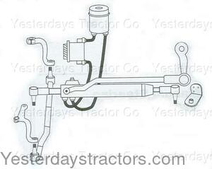 ford 2600 tractor steering parts diagram  ford  free