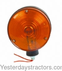 Ford 3000 Safety Light Amber S.61357