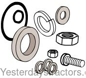 Ford 600 Steering Sector Kit S.67109