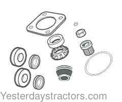 Ford 3000 Steering Shaft Seal & Bearing Kit S.67150
