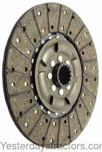 Oliver 1355 Clutch Disc S.69915