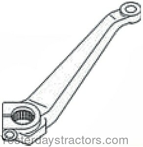 Ford 1910 Steering Arm SBA334520250