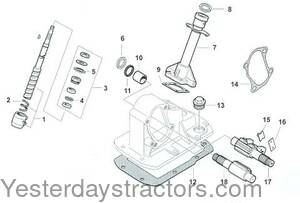 SPX Manual Steering Gear & Related Components SPX_FERG_F2_6