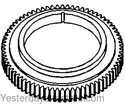 john deere 2030 clutch gear power shaft t30755 John Deere 3020 Diesel john deere 2030 clutch gear t30755