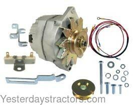 Ferguson TO20 12 Volt Conversion Kit - TO20ALT12V