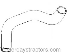 R46453 Radiator Hose Lower R46453