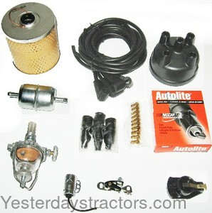 Ford 8N Ignition Tune-Up Kit And Maintenance Kit TUNEMAINT8N