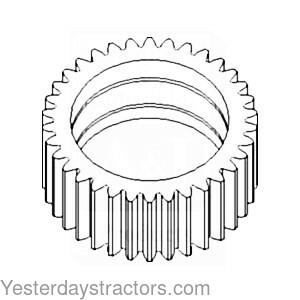 Ford 6710 Gear ZP4472353463