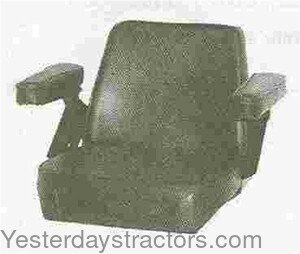 Oliver 1850 Seat Assembly R0983