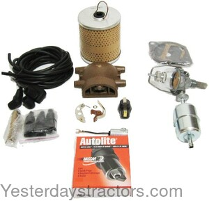 2N9NTUNEMAINT Ignition Tune-Up Kit And Maintenance Kit 2N9NTUNEMAINT