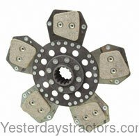 Oliver 1370 Clutch Disc 31-2904845