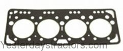 Oliver 1250 Head Gasket 670535AS