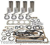 Farmall H Basic Engine Overhaul Kit BEKH1152A-LCB