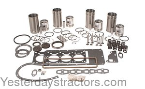 Ferguson TO20 Engine Overhaul Kit EOK118-LCB