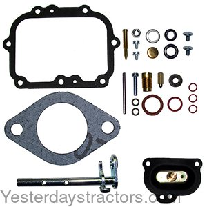 Oliver 1755 Basic Carburetor Kit with Diaphragm R0343